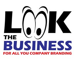 Look the business Logo
